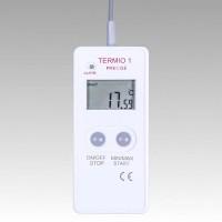 Registrační teploměr datalogger teploty s externím čidlem Termio-1
